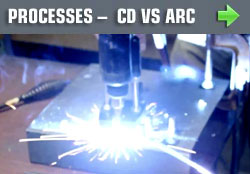 Processes CD vs Arc